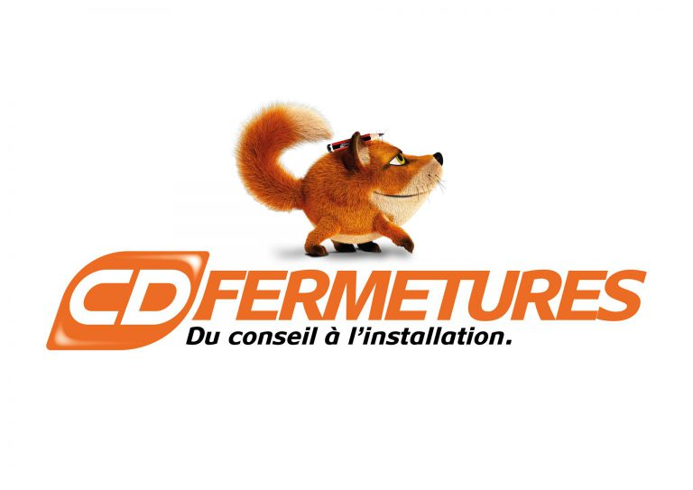 Logo CD Fermetures