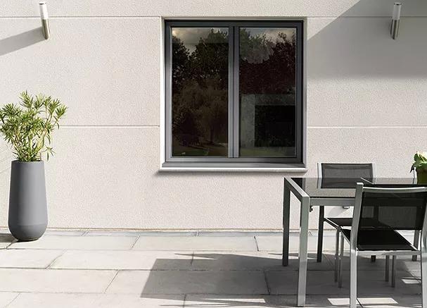 Fenêtre aluminium CD Fermetures